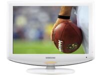 Samsung 19 inch lcd tv in excellent condition