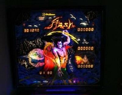 FLASH Complete LED Lighting Kit custom SUPER BRIGHT PINBALL LED KIT