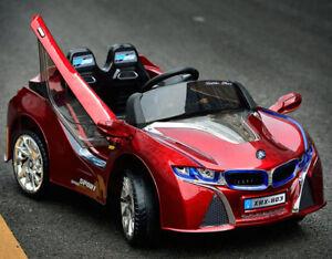 SALE ! 12v & 6v BMW RIDE ON CAR ! KIDS CAR AND MOTORCYCLE