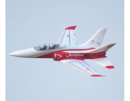 Rc Plane - Freewing Super Scorpion 80mm