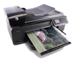 HP OFFICE JET 7500A wide format PRINT SCAN PHOTO FAX /NEW/BOX