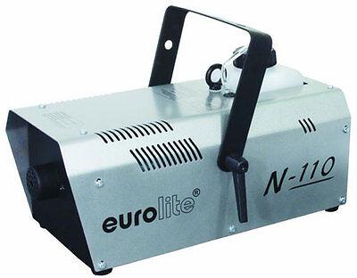 Nett Eurolite Seifenblasenmaschine Schwarz Effektmaschinen