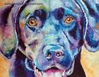 Dog Oil Painting Original
