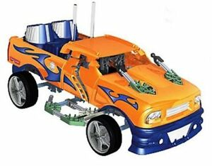 K'nex Street Mods Boomin' Truck
