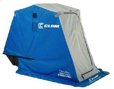 12571 **NEW Clam Ice Shelter Extreme Anchor Kit 2 Piece