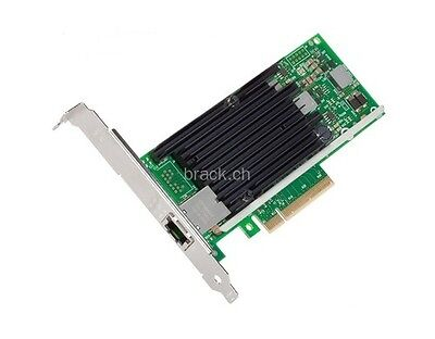 Intel E-net Network Adapter X540-T1,wired, 10 Gbps-NIB, Authetic Intel-US based