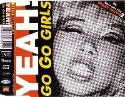 Yeah! Go go girls (2001)  [Maxi-CD] - Go Go Girl
