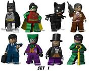 Lego Batman Wall Stickers