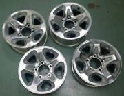 Landcruiser UTE Toyota Genuine alloy wheels 70 series (VDJ76/78/7 Seven Hills Blacktown Area Preview