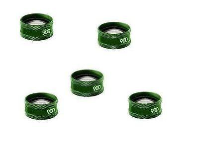 Green Colour Diagonstic Lens - Volk Lens L