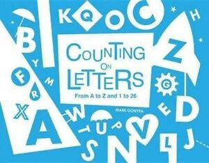 Counting on Letters, Mark Gonyea, New Book