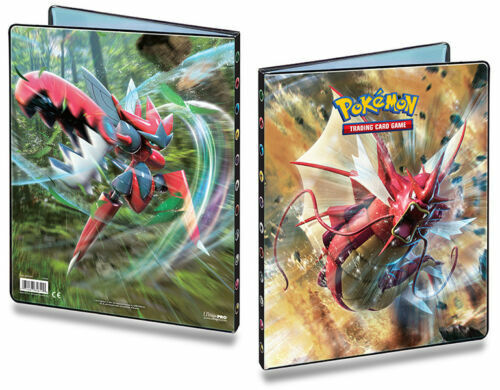 Pokemon XY9 BREAKPOINT 9-Pocket Portfolio NEW SEALED IN HAND!!