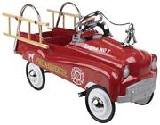 Fire Fighter Pedal Car