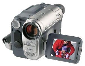 Sony Handycam DCR-TRV460