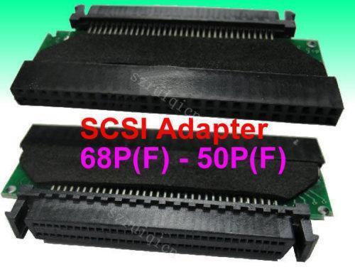 scsi 50 pin adapter