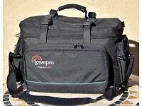 Lowepro camera/video bag 50cm W 29cm D 27cm H excellent condition