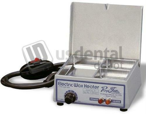 RAY FOSTER - DELUXE WAX HEATER WITH THERMAL CONTROL # 115235 US DENTAL DEPOT
