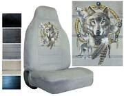 Wolf Seat Covers