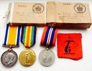 WW2 Navy Medals