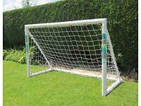 Samba 6ft x 4ft Fun Football Goal, Brand new -- Boxed