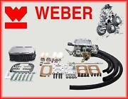 Weber Carburetor Kit