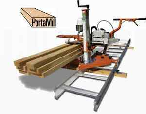 Portable Saw Mill Services
