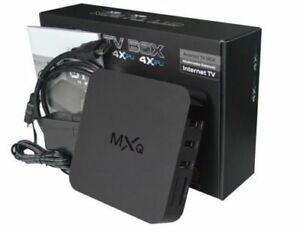 MXQ Smart OTT TV BOX S805 Android 4.4 Quad-Core WIFI HDMI 3D