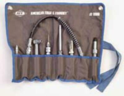 Intermarket 8090 7 Piece Grease And Lube Adaptor Set 7 Piece Grease Adapter
