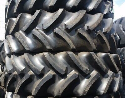 2-tires 48080r38 Tires Farm Radial R-1w Tire 4808038 Samson Adv 4808038