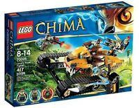 Chima Laval's Royal fighter - No longer in Stores - In BOX!