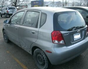 2006 Chevrolet Aveo 5 - Great On Gas - Cheap On lnsurance