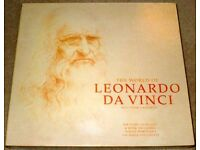 The World of Leonardo Da Vinci: The story of his life & work