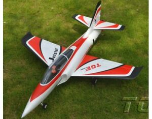 TOP RC  65 mm EDF JetStar RC plane model