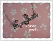 Super Junior Necklace