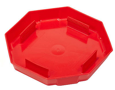 Little Giant Miller Ppf302 Poultry Waterer Fount - Base Only For Ppf3 Ppf5 And 7