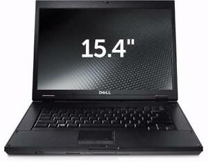 DELL Latitude e5500 (Core2Duo avec 4 Go Ram)  @ 180$
