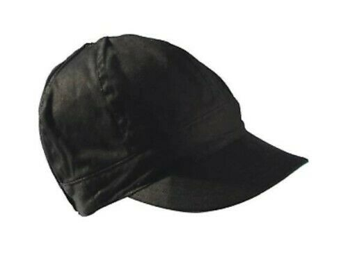 OccuNomix TUFF NOUGIES TN8-06-ONE J14 BLACK WELDING CAP HAT