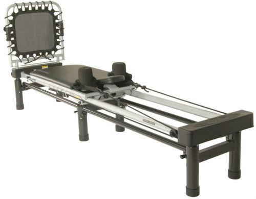 Stamina AeroPilates Reformer 266 Pilates Cardio REBOUNDER 55-4266 - w/STAND