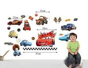 Disney Cars Wall Stickers