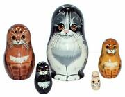 Russian Dolls Cats
