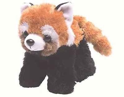 Wild Republic Red Panda Plush, Stuffed Animal, Plush Toy, Gi