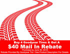 Goodyear 235/60/17 Car & Truck Tires