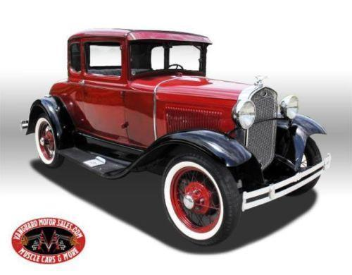 1931 ford model a coupe ebay for 1931 plymouth 3 window coupe