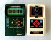 Handheld Football Game