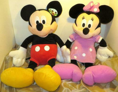 Minnie Mouse Toys : Minnie mouse stuffed toy ebay
