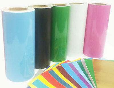 BUY 1 GET 1 FREE! A4 / Roll Self Adhesive Sign Vinyl Sticky Back Plastic *305