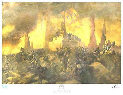 Battlestar Galactica- First Cylon War Poster/Print- Rolled (BGPO-QMX-0029)