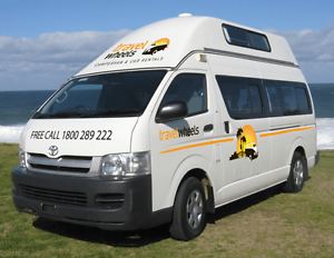Five Person Automatic Toyota Hiace Campervan - For Sale Sydney Woolloomooloo Inner Sydney Preview