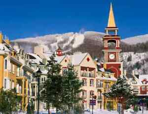 Mont-Tremblant 2 nights for 2 with passes