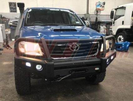 EFS Bullbar******2011 Hilux Myaree Melville Area Preview
